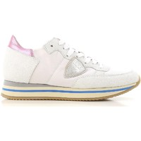 Schoenen Dames Lage sneakers Philippe Model THLD VP01 bianco
