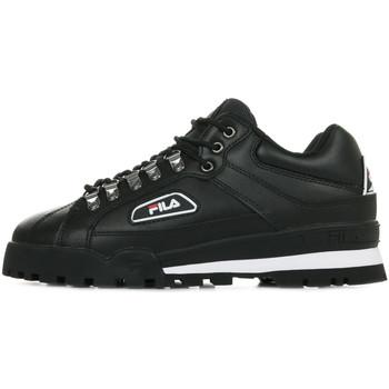 Schoenen Dames Lage sneakers Fila Trailblazer L Wn's Zwart