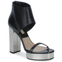 Schoenen Dames Sandalen / Open schoenen Michael Kors 17194 Zwart