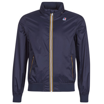 Textiel Heren Wind jackets K-Way AMAURY Marine