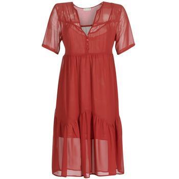 Textiel Dames Korte jurken See U Soon GARAGACE Rood