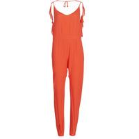 Textiel Dames Jumpsuites / Tuinbroeken See U Soon GARAGAI Rood