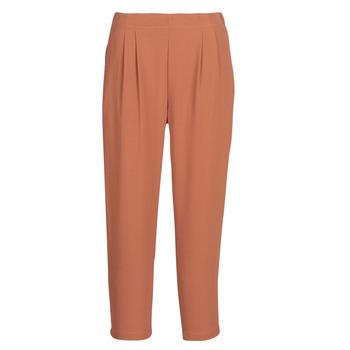 Textiel Dames Losse broeken / Harembroeken See U Soon GARAGACI Oker