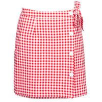 Textiel Dames Rokken Betty London KRAKAV Rood / Wit