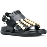 Schoenen Dames Sandalen / Open schoenen Marni FBMSY13G01LV734 nero