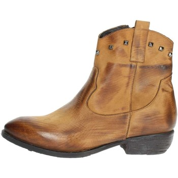 Schoenen Dames Enkellaarzen Tfa STELLA2 Brown leather