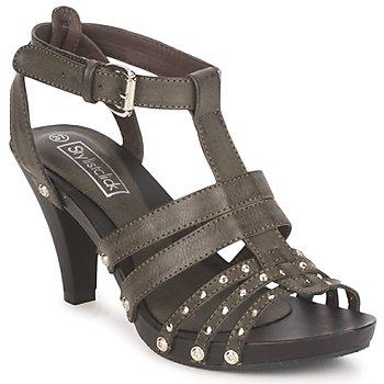 Schoenen Dames Sandalen / Open schoenen StylistClick MADO Taupe