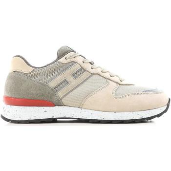 Schoenen Heren Lage sneakers Hogan HXM2610R676IHY0PD5 beige