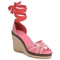 Schoenen Dames Sandalen / Open schoenen StylistClick ANGELA Rood