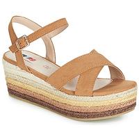Schoenen Dames Sandalen / Open schoenen MTNG SOCOTRA3 Bruin