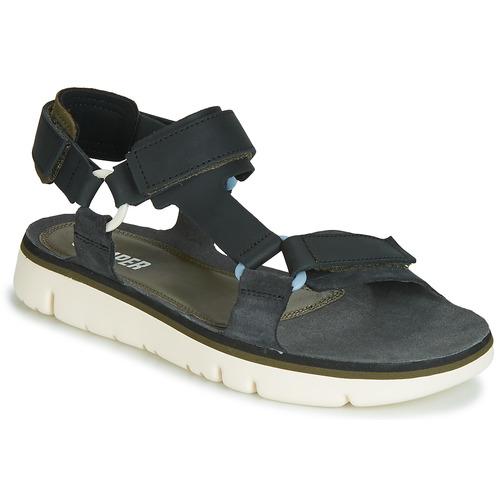 Schoenen Heren Sandalen / Open schoenen Camper ORUGA Zwart