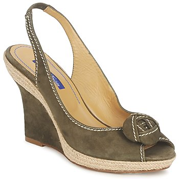 Schoenen Dames Sandalen / Open schoenen Atelier Voisin ALIX Kaki