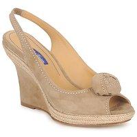 Schoenen Dames Sandalen / Open schoenen Atelier Voisin ALIX Taupe