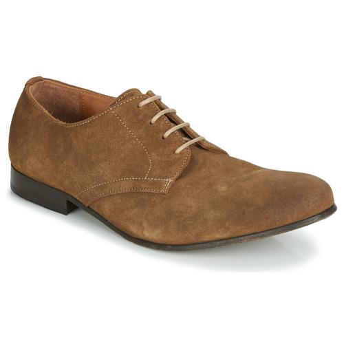Schoenen Heren Derby Hudson PIER Bruin