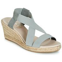 Schoenen Dames Sandalen / Open schoenen Casual Attitude JALAYEBE Grijs