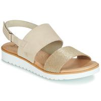 Schoenen Dames Sandalen / Open schoenen Casual Attitude JALAYEPE Beige / Iris