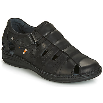 Schoenen Heren Sandalen / Open schoenen Casual Attitude ZIRONDEL Zwart
