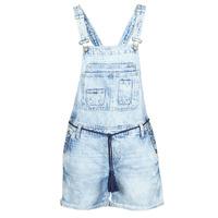 Textiel Dames Jumpsuites / Tuinbroeken Pepe jeans ABBY Blauw