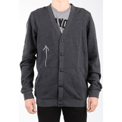 Textiel Heren Vesten / Cardigans Reebok Sport Bas Revenge SS Black K11904 grey