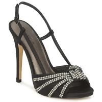 Schoenen Dames Sandalen / Open schoenen Menbur ACER Zwart