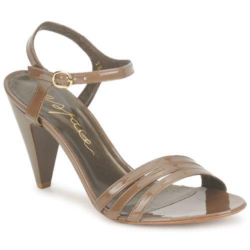 Schoenen Dames Sandalen / Open schoenen Espace LASTY Zand