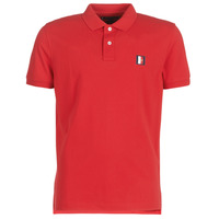 Textiel Heren Polo's korte mouwen Tommy Hilfiger ICON MINI BADGE REGULAR POLO Rood