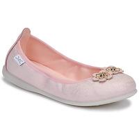 Schoenen Meisjes Ballerina's Citrouille et Compagnie JATAMAL Roze