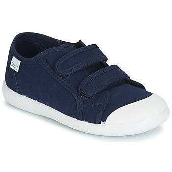 Schoenen Kinderen Lage sneakers Citrouille et Compagnie JODIPADE Marine