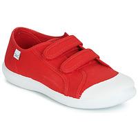 Schoenen Kinderen Lage sneakers Citrouille et Compagnie JODIPADE Rood