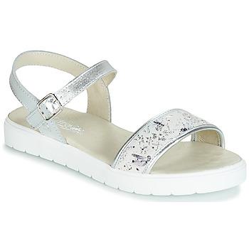 Schoenen Meisjes Sandalen / Open schoenen Citrouille et Compagnie JIMINITE Grijs / Dragonfly