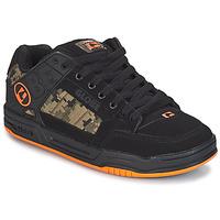 Schoenen Heren Lage sneakers Globe TILT Zwart / Oranje