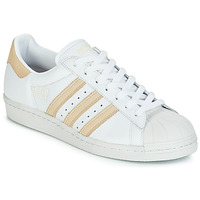 Schoenen Lage sneakers adidas Originals SUPERSTAR 80s Wit / Beige