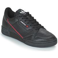 Schoenen Lage sneakers adidas Originals CONTINENTAL 80 Zwart