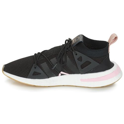adidas Originals ARKYN W Zwart - Gratis levering  Schoenen Lage sneakers Dames