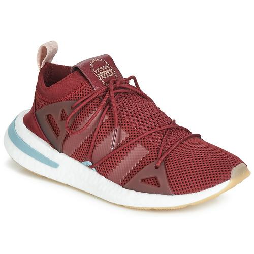 Schoenen Dames Lage sneakers adidas Originals ARKYN W Bordeau