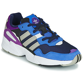 Schoenen Heren Lage sneakers adidas Originals YUNG 96 Blauw