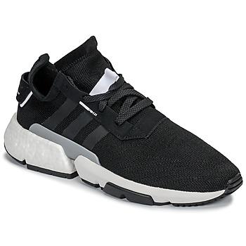 Schoenen Heren Lage sneakers adidas Originals P.O.D Zwart