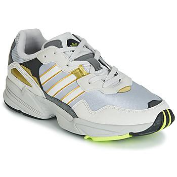 Schoenen Heren Lage sneakers adidas Originals YUNG 96 Beige
