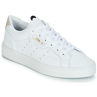 Schoenen Dames Lage sneakers adidas Originals adidas SLEEK W Wit