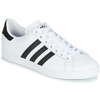 Schoenen Lage sneakers adidas Originals COAST STAR Wit / Zwart