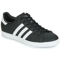 Schoenen Lage sneakers adidas Originals COAST STAR Zwart / Wit
