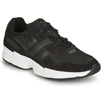 Schoenen Lage sneakers adidas Originals FALCON Zwart