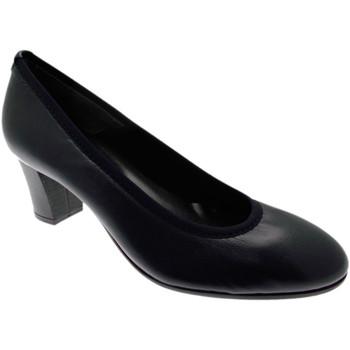 Schoenen Dames pumps Soffice Sogno SOSO8411bl blu