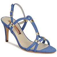 Schoenen Dames Sandalen / Open schoenen Rupert Sanderson PAPRIKA Blauw