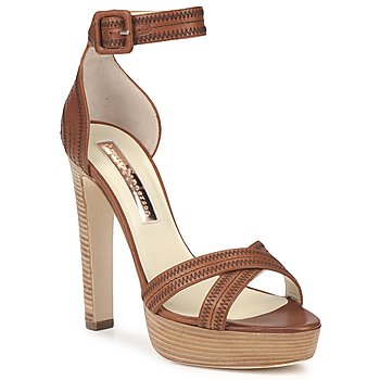 Schoenen Dames Sandalen / Open schoenen Rupert Sanderson KOOMELA Bruin
