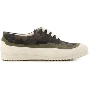 Schoenen Dames Lage sneakers Hogan HXW2580AF90IYLV616 color Mimetico