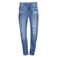 Textiel Dames Boyfriend jeans G-Star Raw ARC 2.0 3D MID BOYFRIEND Blauw / Light / Vintage / Destroy