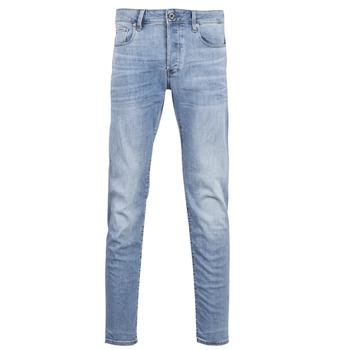 Textiel Heren Skinny jeans G-Star Raw 3302 SLIM Blauw / Indigo / Vintage