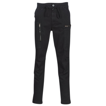Textiel Heren 5 zakken broeken G-Star Raw POWEL SLIM TRAINER Marine