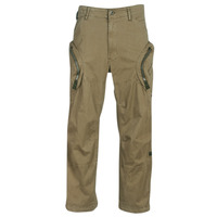 Textiel Heren Cargobroek G-Star Raw ROVIC 3D AIRFORCE RELAXED Beige